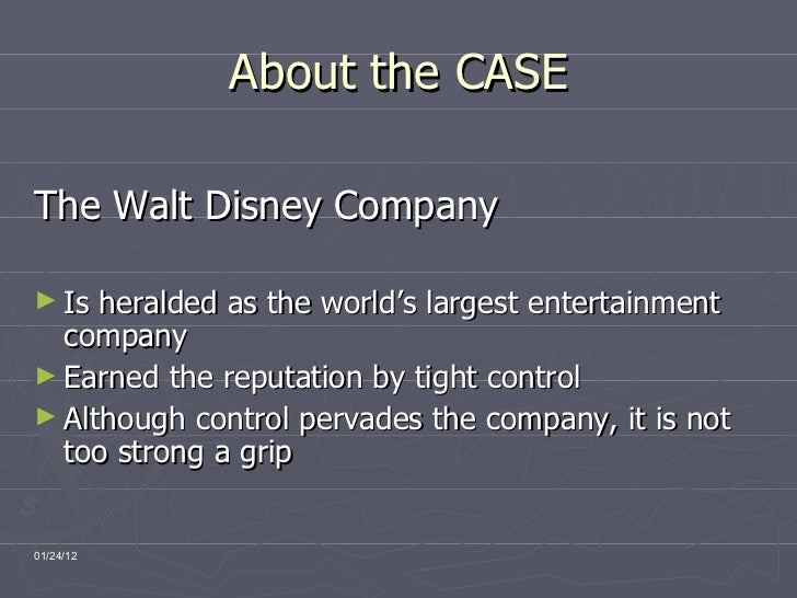 the walt disney company: the entertainment king essay Contents 1 introduction 2 the business model of disney 21 business model  canvas 211 key partners 212 key resources 213 key activities 214.