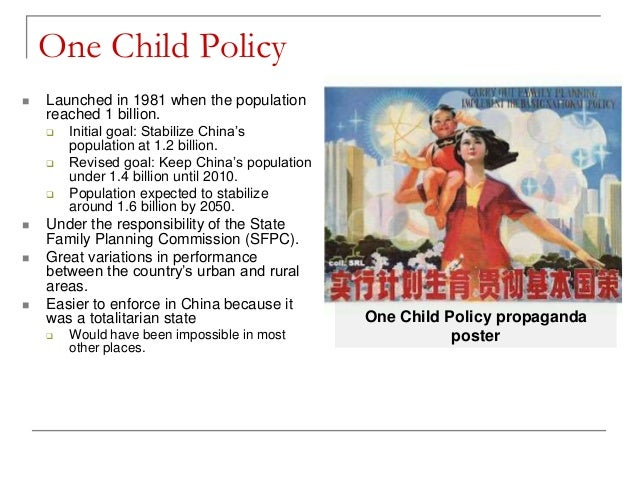 One Child Policy for Dummies - China Travel guide