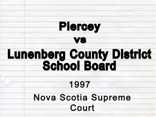 1997Nova Scotia Supreme       Court