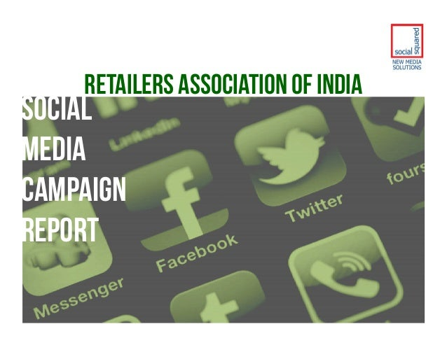 Case study Social Media for Retailers Association of India