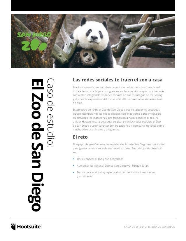 Caso de estudio: El Zoo de San Diego