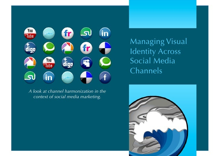 Managing Visual                                          Identity Across                                          Social M...