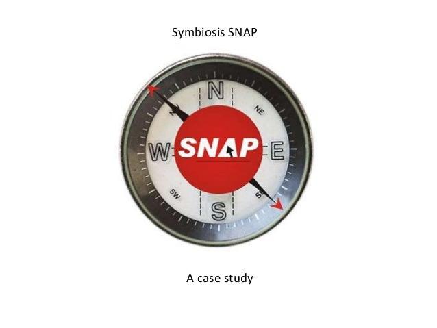 Symbiosis SNAP  A case study