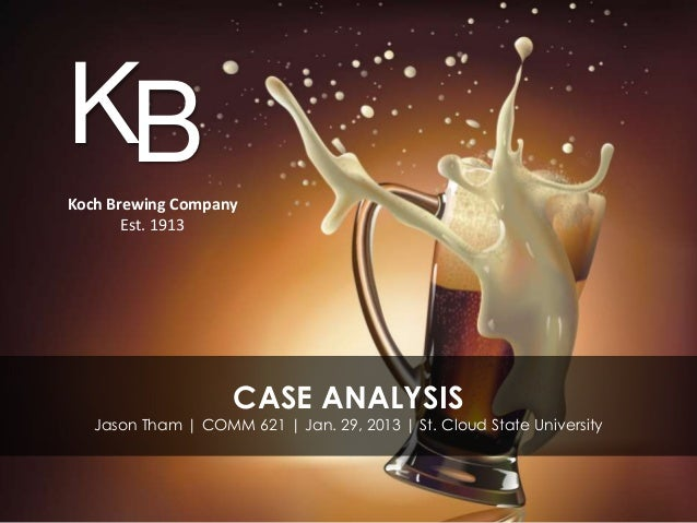 Beer Marketing Case Study: Koch Brewing Company