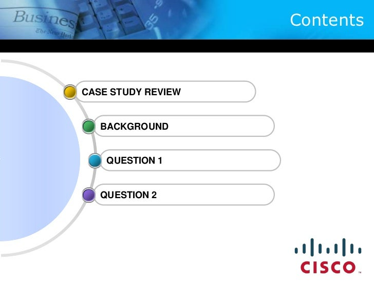 cisco case study harvard Caso de estudio de empresa de comunicaciones  case study: cisco systems, inc erp djadja sardjana cisco xvraguirre cisco system inc implementing erp.