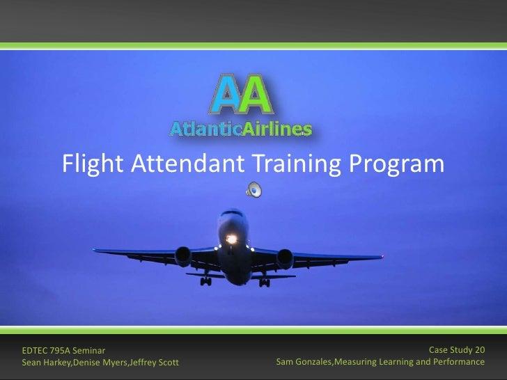Flight Attendant Training Program<br />