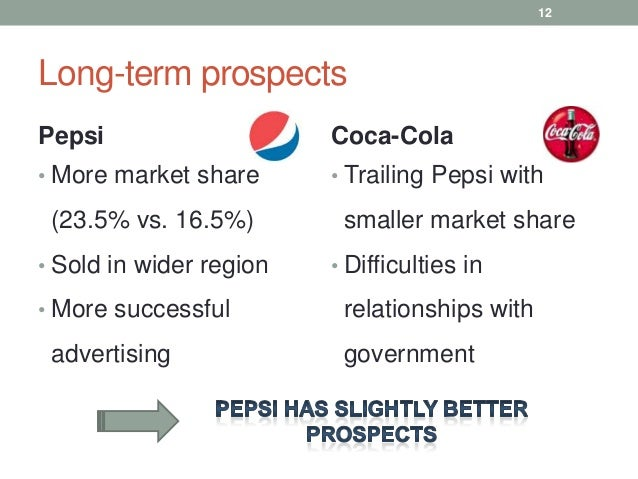 coke and pepsi learn to compete in india case study answers Case summary coke and pepsi had a tough time getting into the beverage market in india however, the venture seemed to be well worth it, since in 1993 about 45 percent of the soft drinks industry consisted of small manufacturers and the business was worth 32 million dollars.