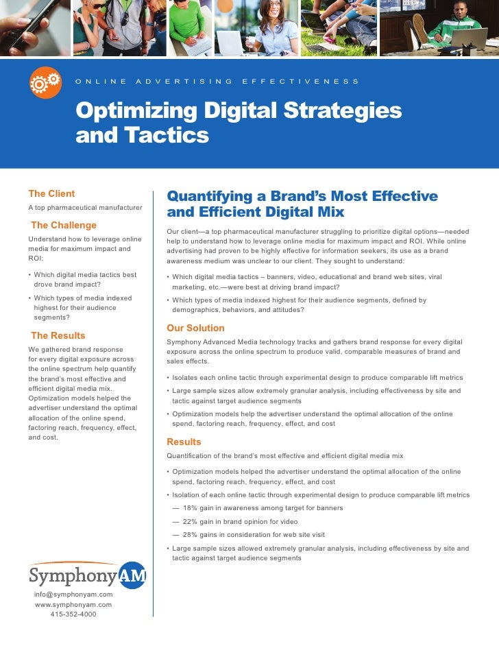Pharma Optimizing Digital Strategy