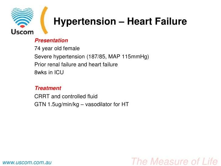 heart failure case study