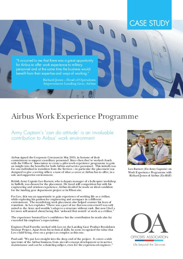 airbus case study 3 Airbus a3xx introduction airbus being one of the pioneers in manufacturing aircrafts business and was founded as a consortium of aerospace companies of germany.