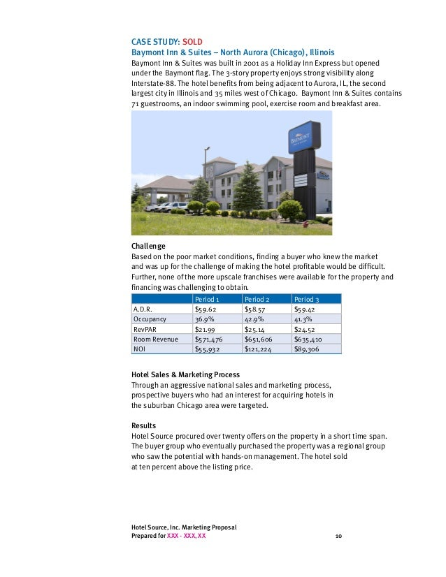 Hotel Source Sells Baymont Inn & Suites – North Aurora (Chicago), Illinois