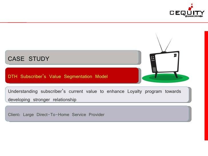 Casestudy Cequity Value Segmentation Dth