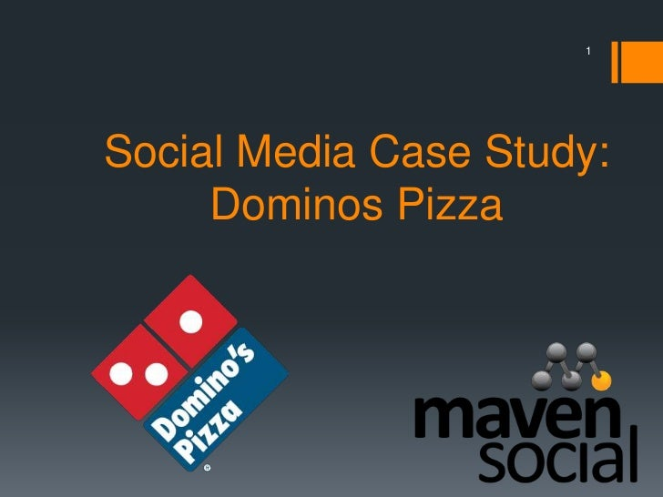 case study on dominos