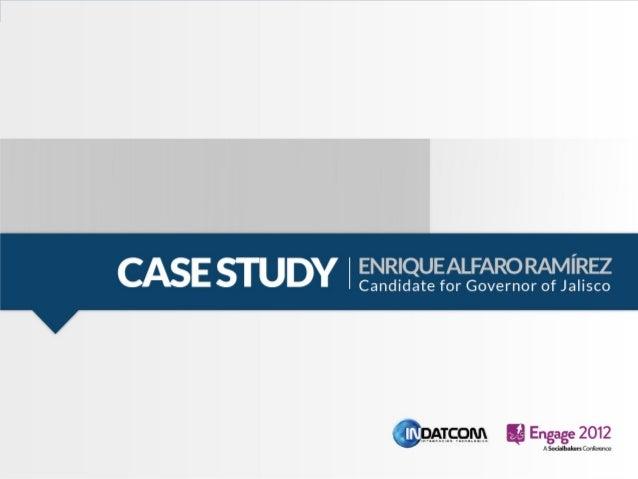 Case Study Enrique Alfaro