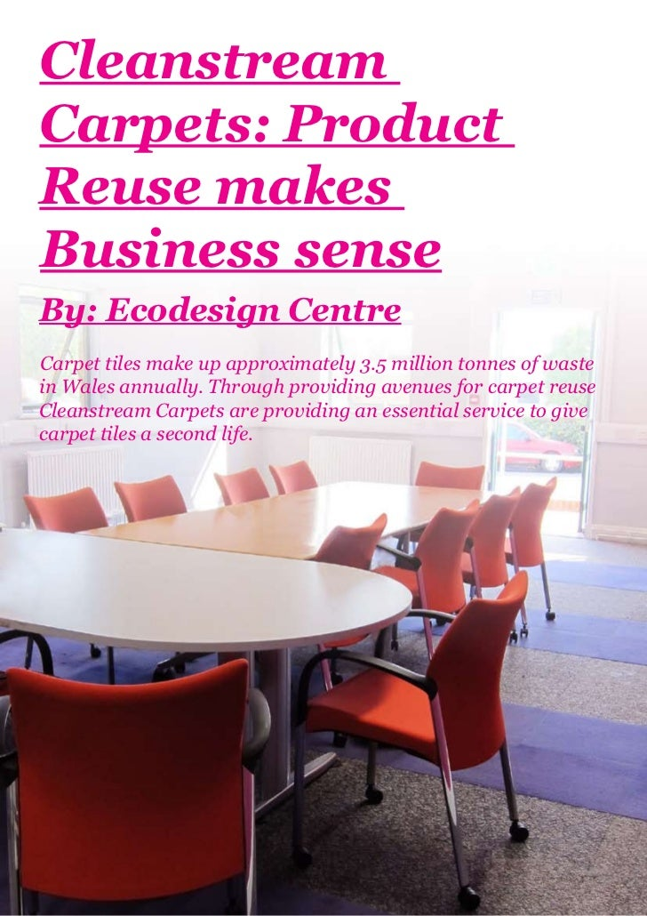 Cleanstream Carpets Case Study