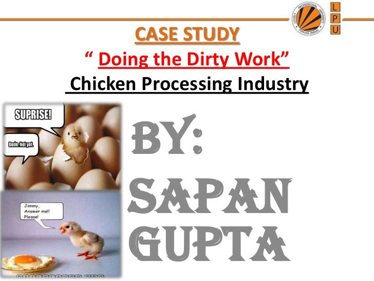 case study doing the dirty work Electrical pollution, otherwise known as dirty electricity is a term used to describe a type of electrical phenomenon occurring worldwide however, the phenomenon is.