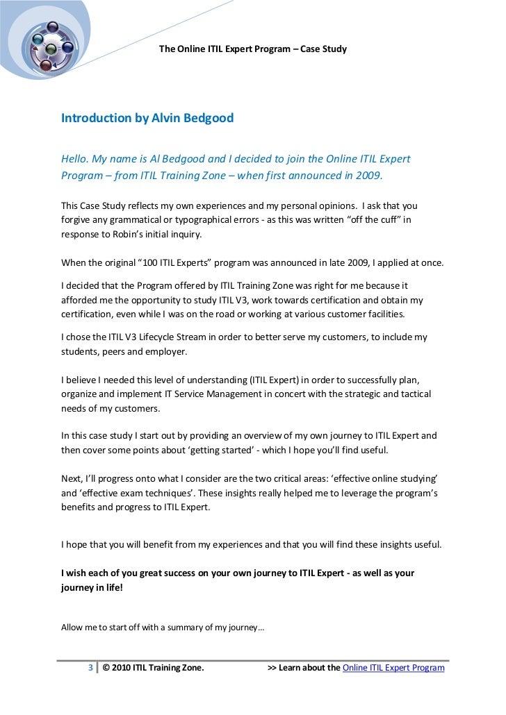 COBIT Recognition and Case Studies