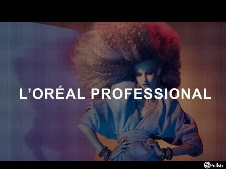 Case Grand Union L'Oréal Pro (EN - FR)