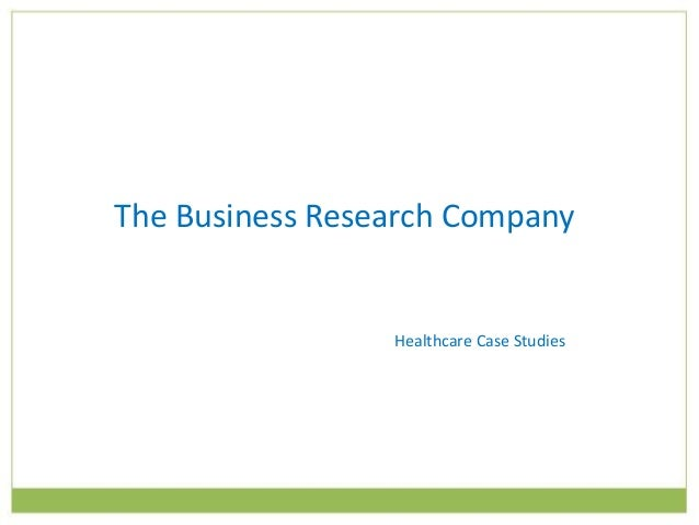 Articles - Marketing Research Case Study (Case History