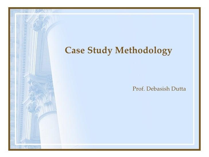 Case Study Method