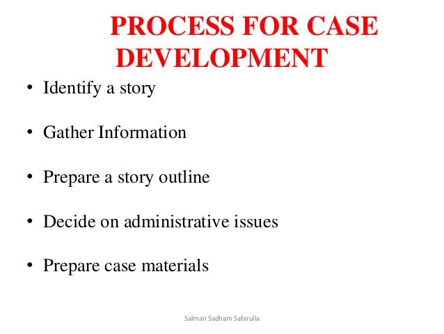 Case Study Method in Management Development - Books - The