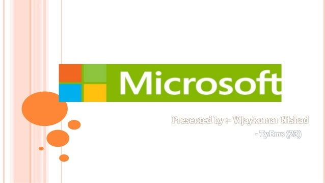 A Case Study Of Microsoft (Microsoft Company): What Motivates Employees In A Workplace?