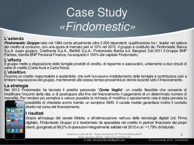 Case study mobile finance: esempi di utilizzo del mobile ...