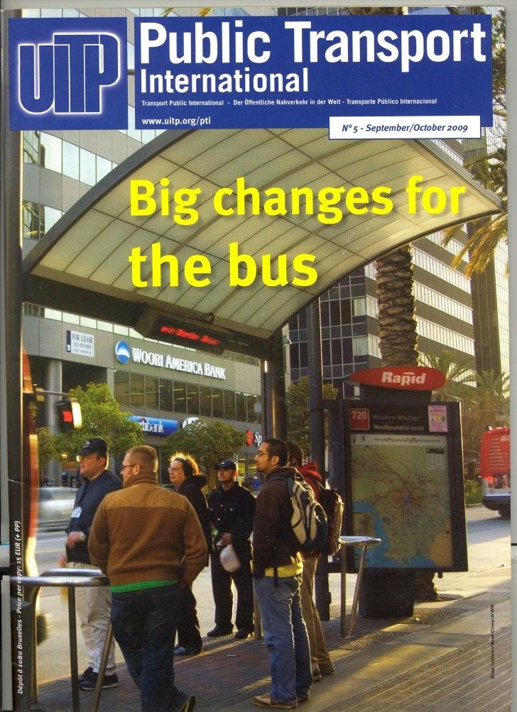 Case Study of BRT System