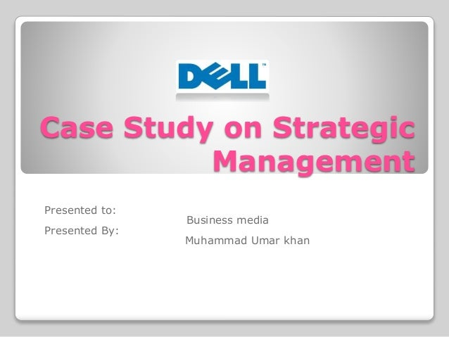 strategic management and study question