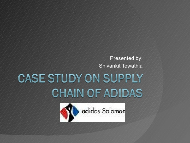 adidas case analysis Free essay: executive summary: adidas was the dominating manufacturer of sporting goods it achieved this success by developing cleated shoes for the soccer.