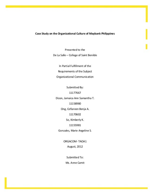 Thesis topics on social networking sites