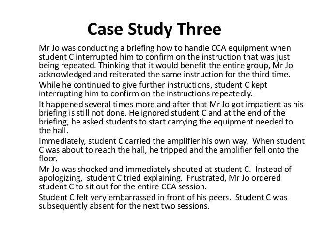 case study for adhd student A case study using cognitive-behavioral therapy- management of adhd thyagarajan r1 abstract attention-deficit/hyperactivity disorder (adhd.