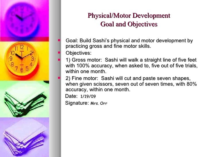 developing verifiable goals case study View homework help - assignment 2 from mba 101 at san pedro college of business administration - san pedro, laguna international case: developing verifiable goals 1.