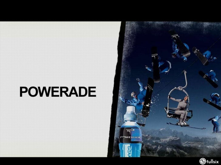 Case Study 6:AM : Powerade