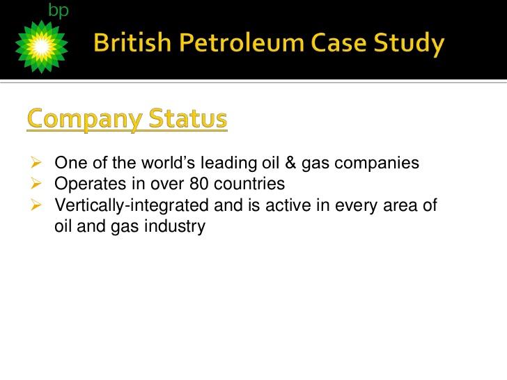 fauquier gas company case study