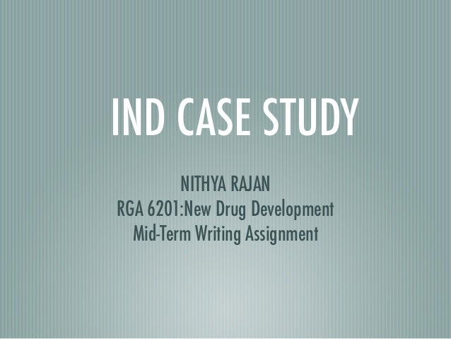 Case study project 1