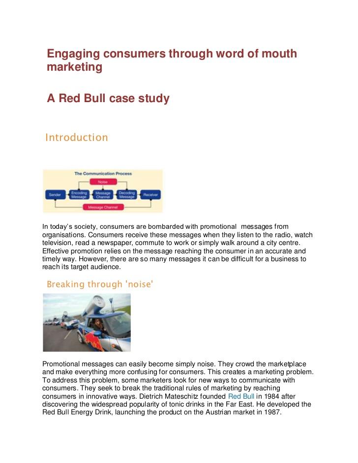 How Red Bull Use Social Media [CASE STUDY]