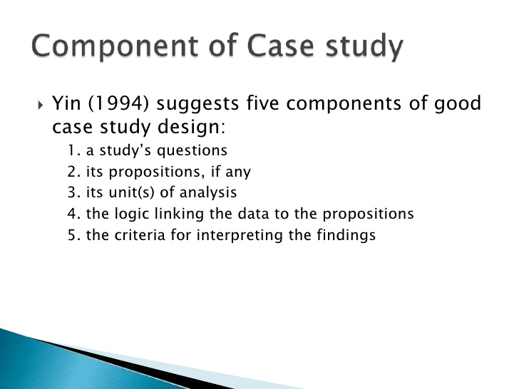 case study education