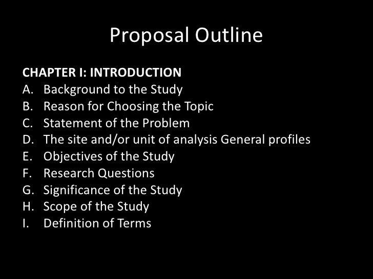 Qualitative case study research proposal sample