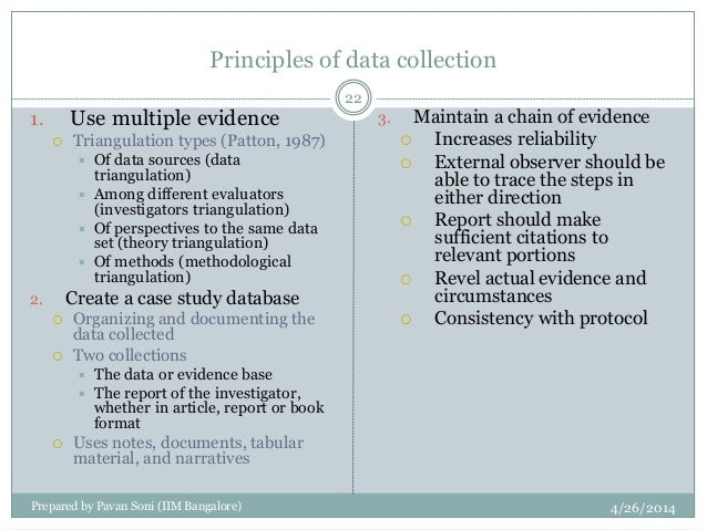 Case Study, Data Collection methods and Research Design ...