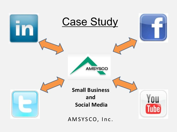 Case Study – Social Media Small Business