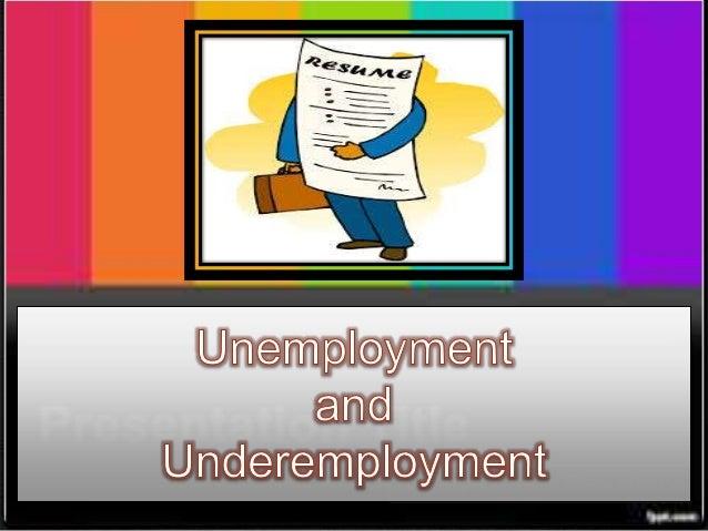 Write my unemployment paper