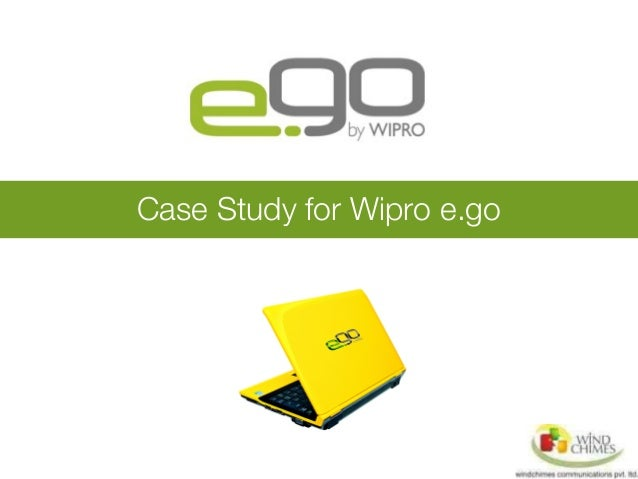 Social Media Case Study - Wipro e.Go using social media to engage and establish thought leadership