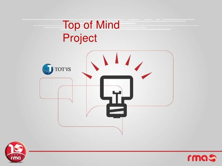 Top of MindProject