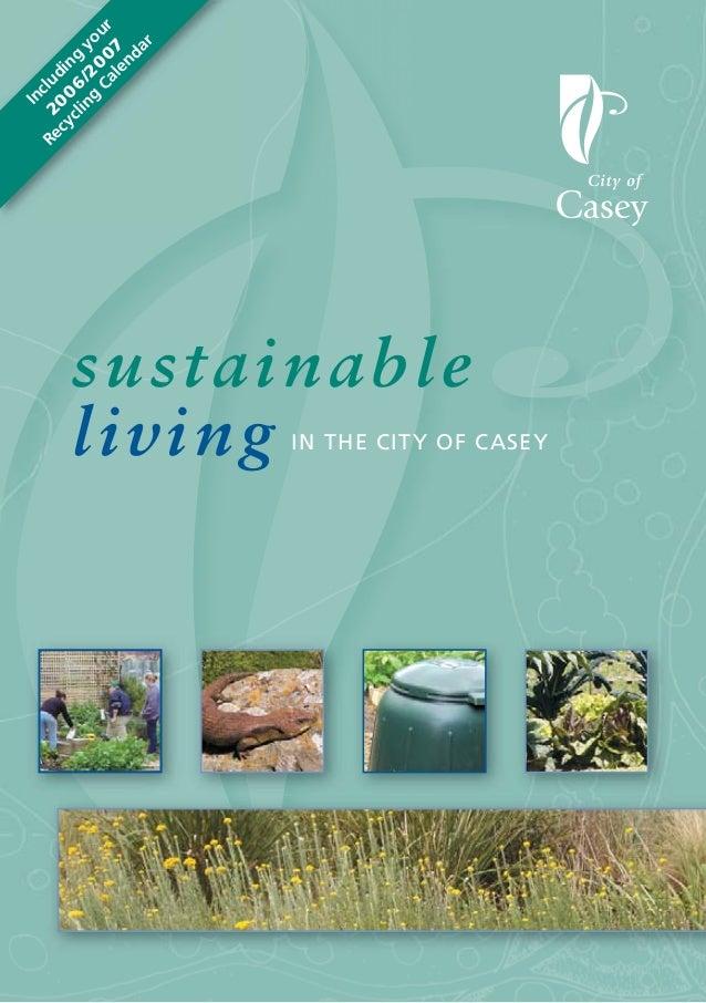 Sustainable Gardening in Australia