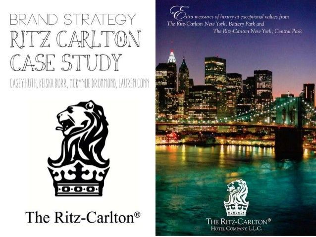 ritz carlton marketing case study 5 case studies of successful unique selling propositions  5-star luxury hotels,  ritz carlton has managed to craft a unique selling proposition  their entire  positioning as an unorthodox party game spreads to all their other marketing  stunts.