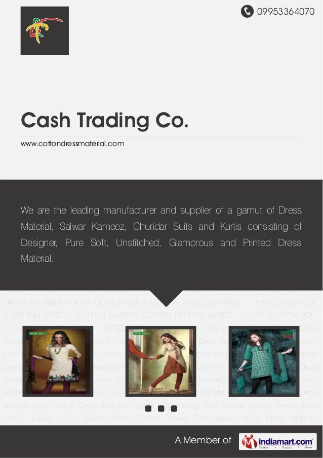 Cash trading-co