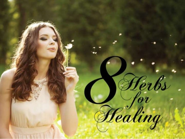 8 Herbs For Healing by CASH 1 Loans
