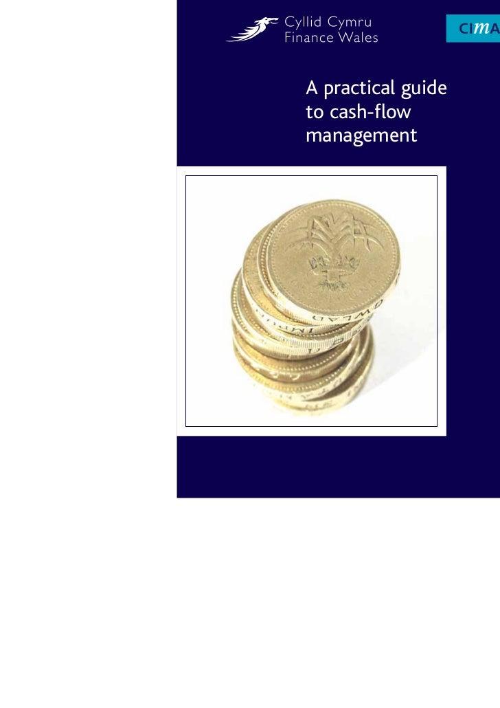A practical guideto cash-flowmanagement