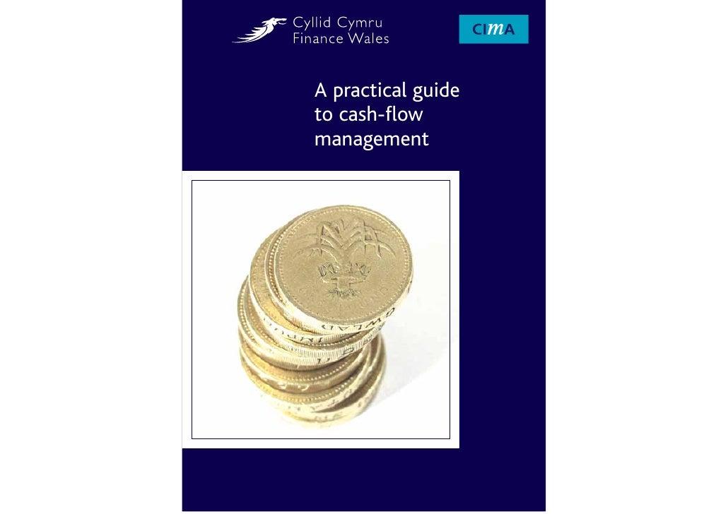 A practical guide to cash-flow management